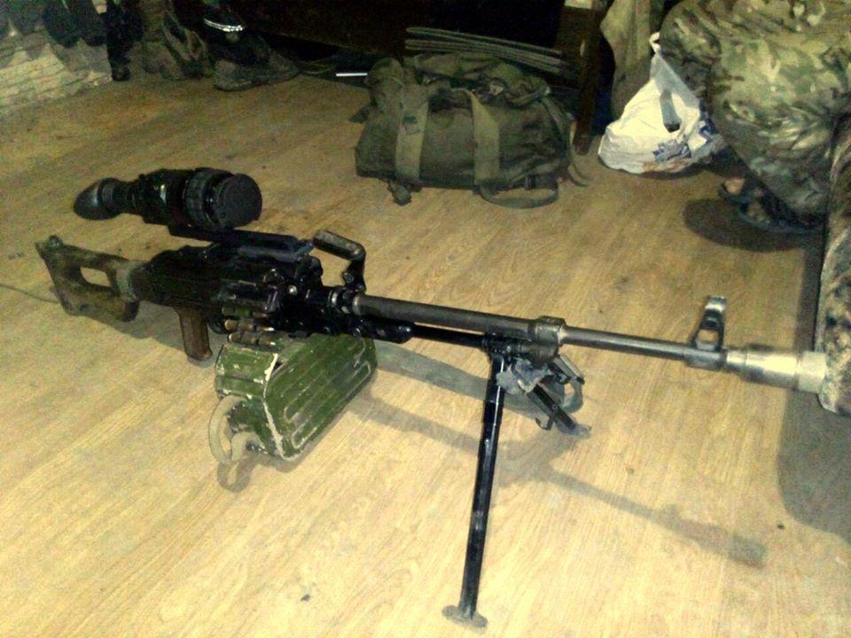 ЗВІТ. По купівлі двох планок Пікатіні на ПКМ для розвідників 36 бригади Морської піхоти