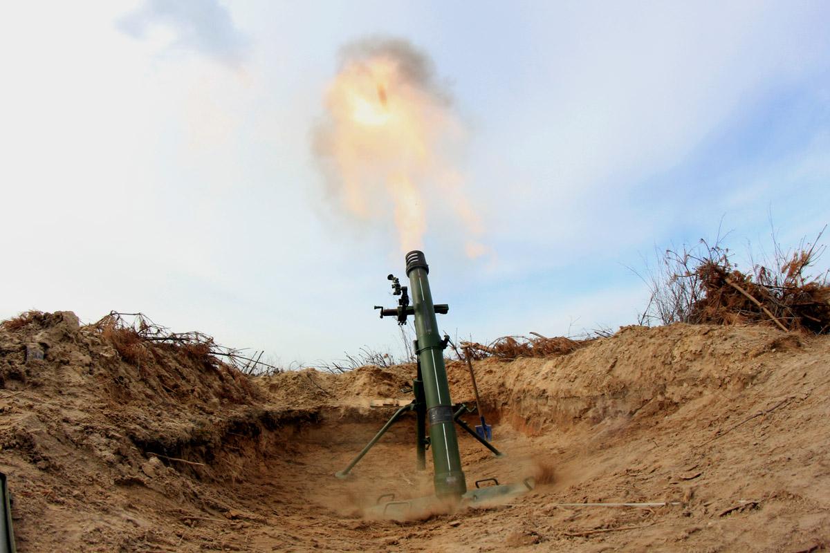 """""""Важкі"""" бригади ЗСУ продовжують вдосконалювати свою майстерність як на фронті, так і в тилу"""
