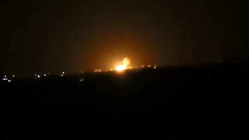 Вибух біля аеропорту Дамаска: Сирія винуватить Ізраїль у завданні авіаудару