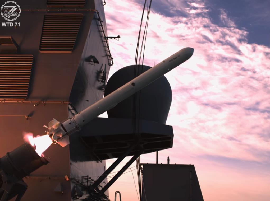 """Військово-морські сили Німеччини випробовують найбільший фрегат """"Баден-Вюнтемберг"""""""