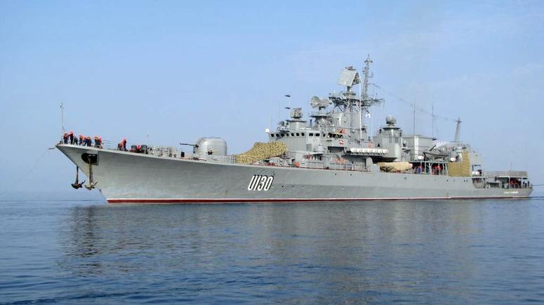 Військова прокуратура вимагає сплати штрафні санкції за порушення строків гарантійного ремонту одного з кораблів ВМС ЗСУ