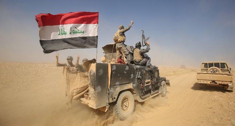 Контртерористична коаліція в Іраку продовжує просування в боях за місто.