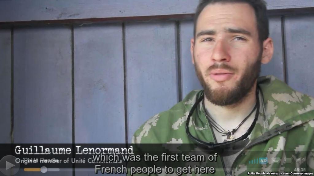 Бойовика з НЗФ ОРДЛО, який влаштувався в армію США, звільнили без пояснення причин