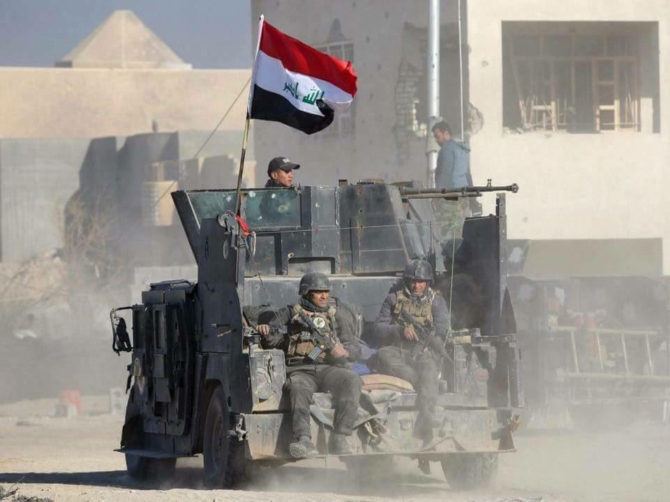 Ситуація в Мосулі за останні декілька днів: бої з північного-заходу зміщуються до історичної частини міста
