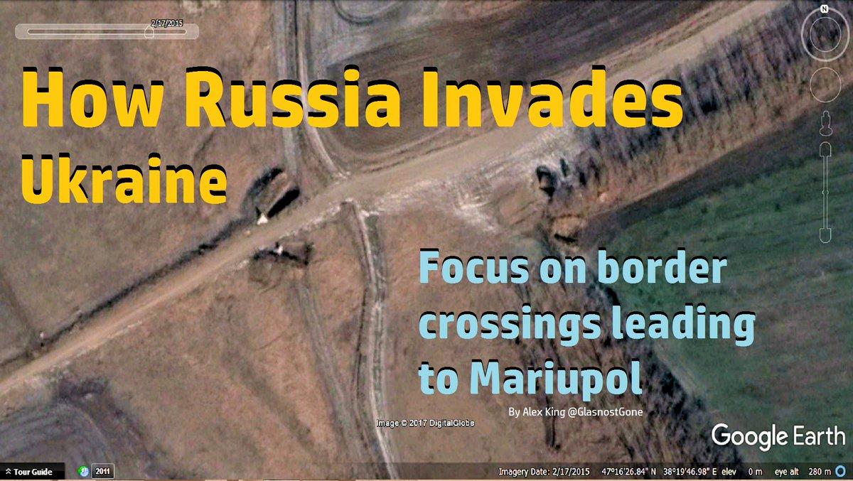 На непідконтрольній ділянці україно-російського кордону знайдено два переходи для забезпечення гібридно-окупаційного контингенту російської армії