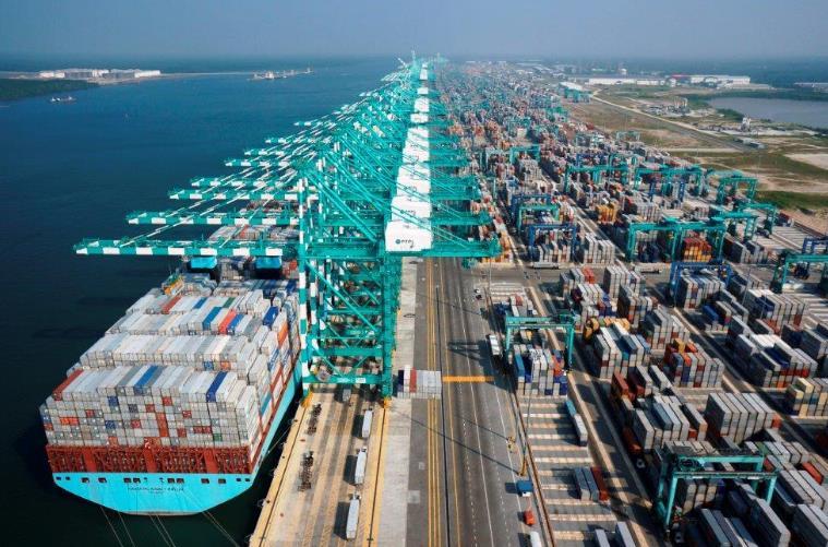 В малайзійському порту зник контейнер з військовими радарами, що йшли у Нідерланди