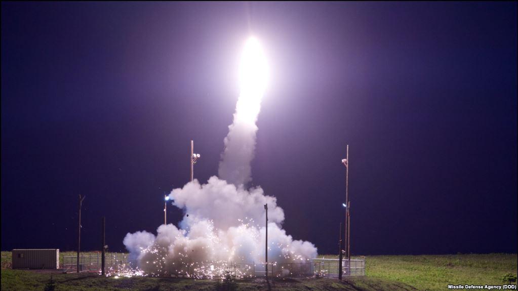 США успішно випробували систему протиракетної оборони THAAD