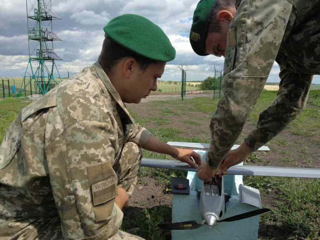 У Державній прикордонній службі почали використання БПЛА «Spectator-M»