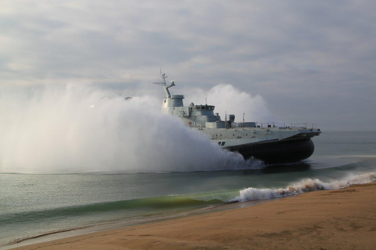 """МДК """"Бізон"""" – 5 років першим випробуванням та 5 корабель у виробництві"""