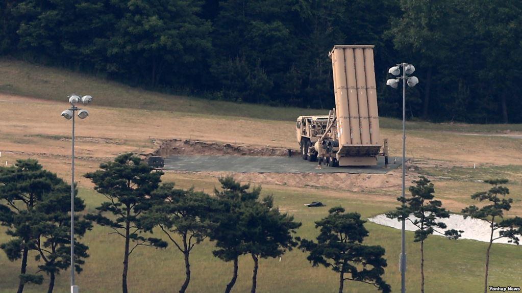 У Південній Кореї розмістять ще чотири установки американської системи ПРО THAAD