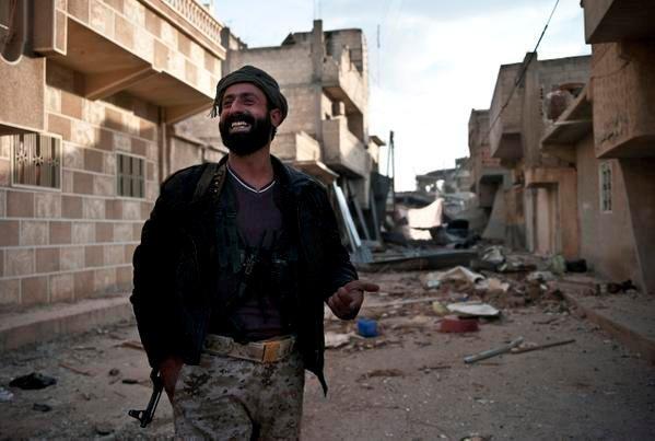 Ракка – СДА звільнила район Nahda від ІДІЛ