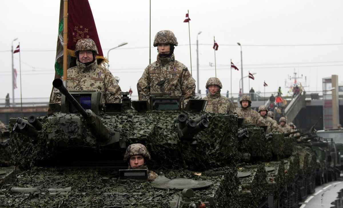 Оборонний бюджет Латвії у наступному році зросте на 28 відсотків