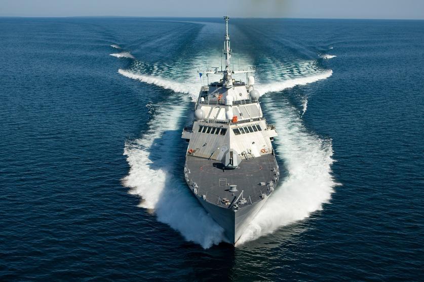 У США оголосили дату введення до складу ВМС USS Little Rock (LCS-9)