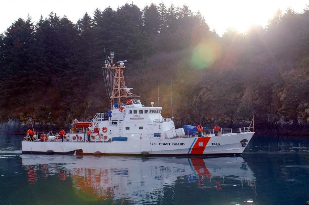 Берегова охорона США передала до Коста Ріки 2 катери класу Island