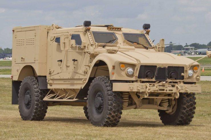 Литва веде перемовини зі США про закупівлю бронеавтомобілів L-ATV для своєї армії
