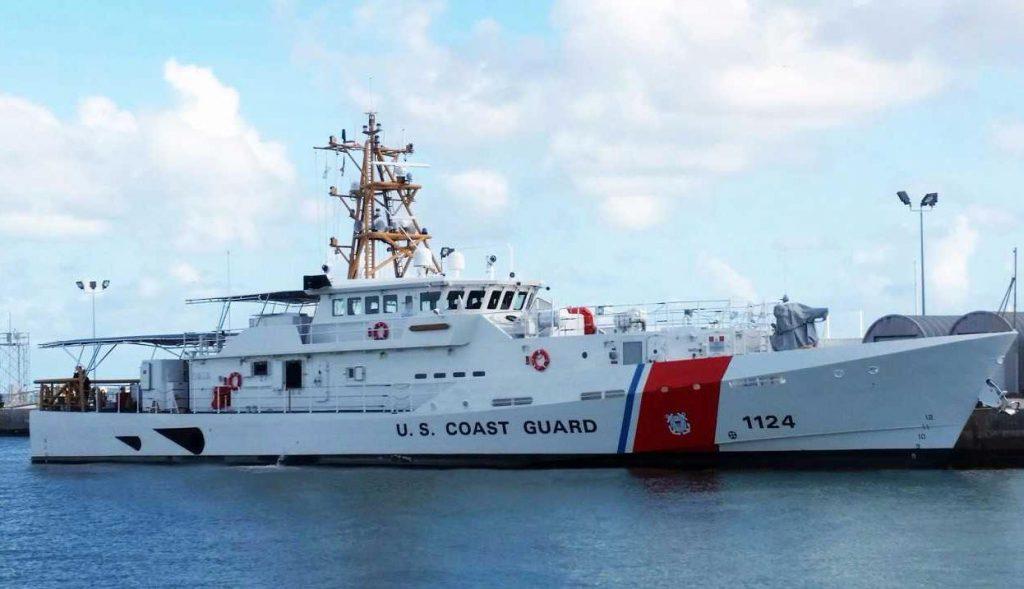 Берегова охорона США увела до свого складу катер Oliver F. Berry