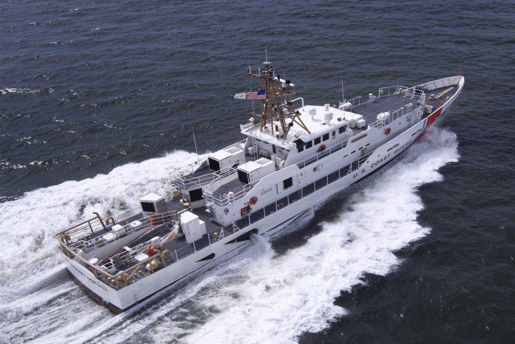 26-й катер типу Sentinel введений до складу Берегової охорони США