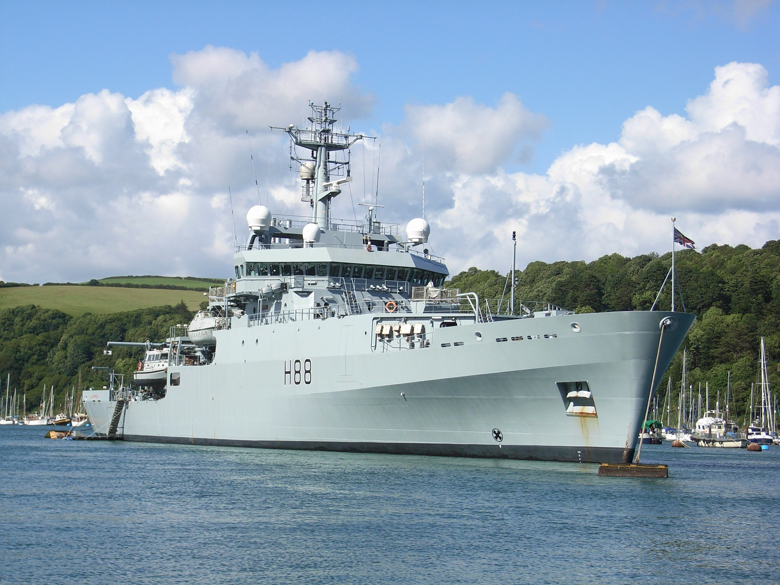 Кого британський флот відправив у Чорне море?