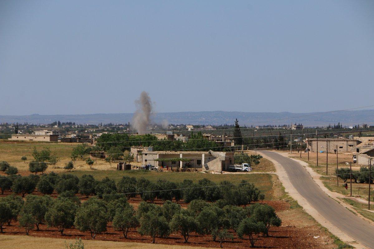 Що там у Сирії – хроніка подій за 24 квітня