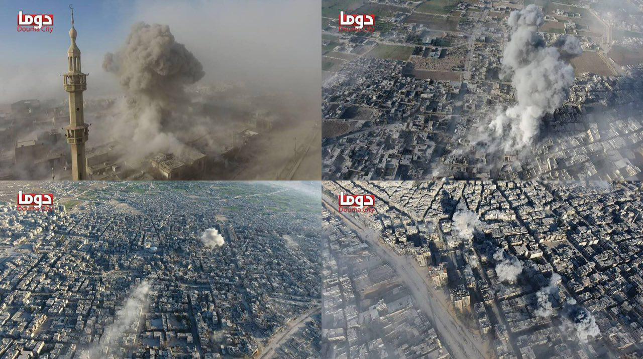 Що там у Сирії – хроніка подій за 9 квітня