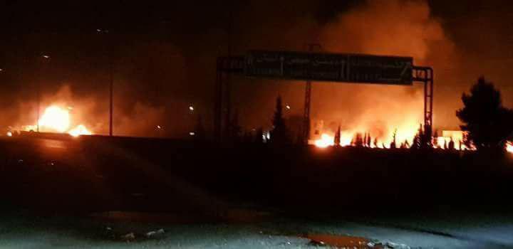 Що там у Сирії – хроніка подій за 9 травня