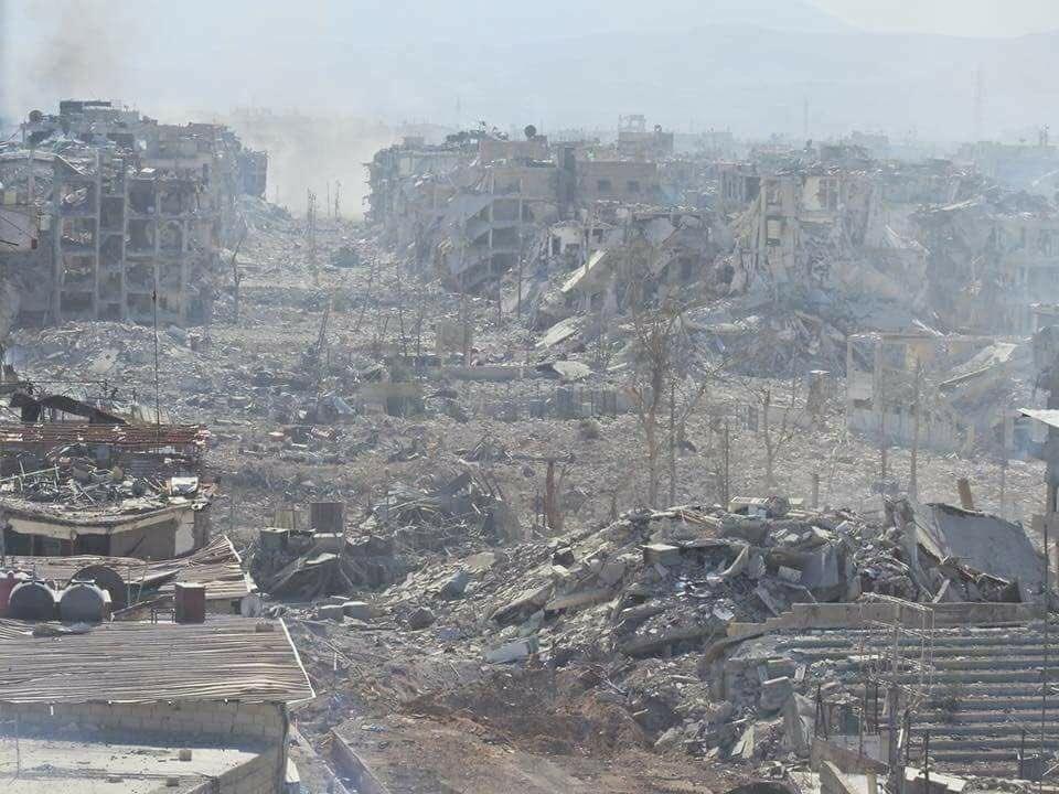 Що там у Сирії – хроніка подій за 22 травня