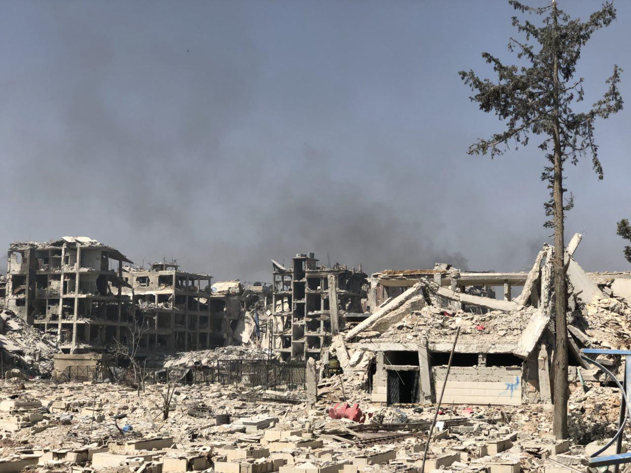 Що там у Сирії – хроніка подій за 20 травня