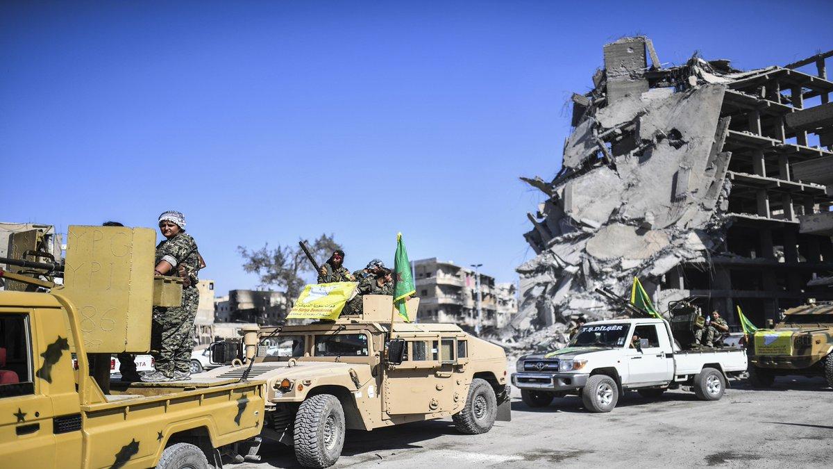 Що там у Сирії – хроніка подій за 28 травня