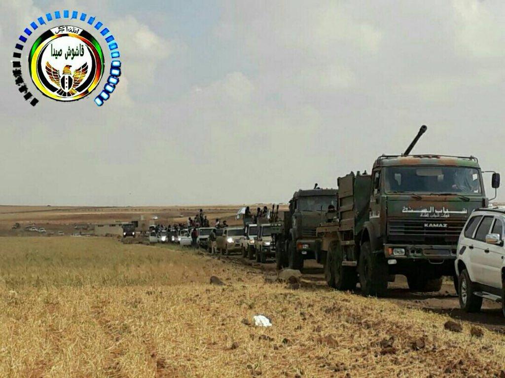 Що там у Сирії – хроніка подій за 31 травня
