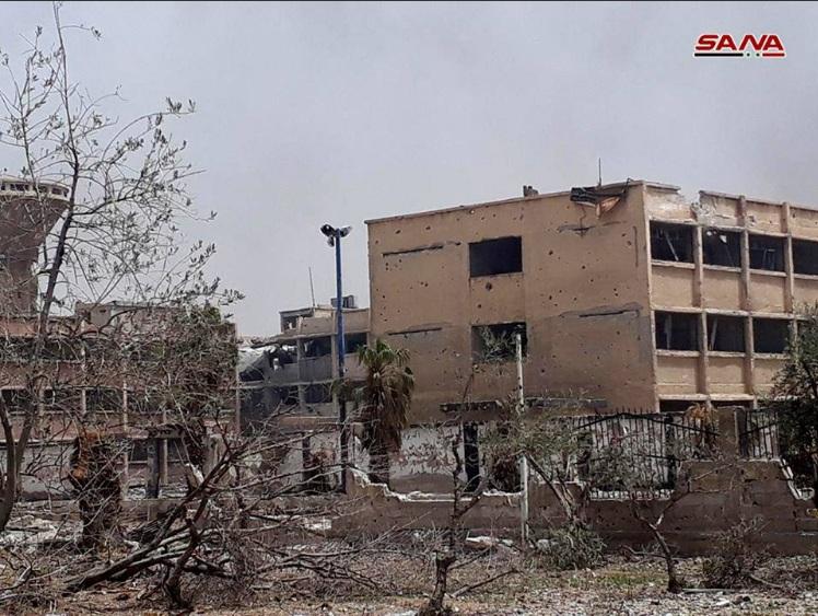 Що там у Сирії – хроніка подій за 6 травня