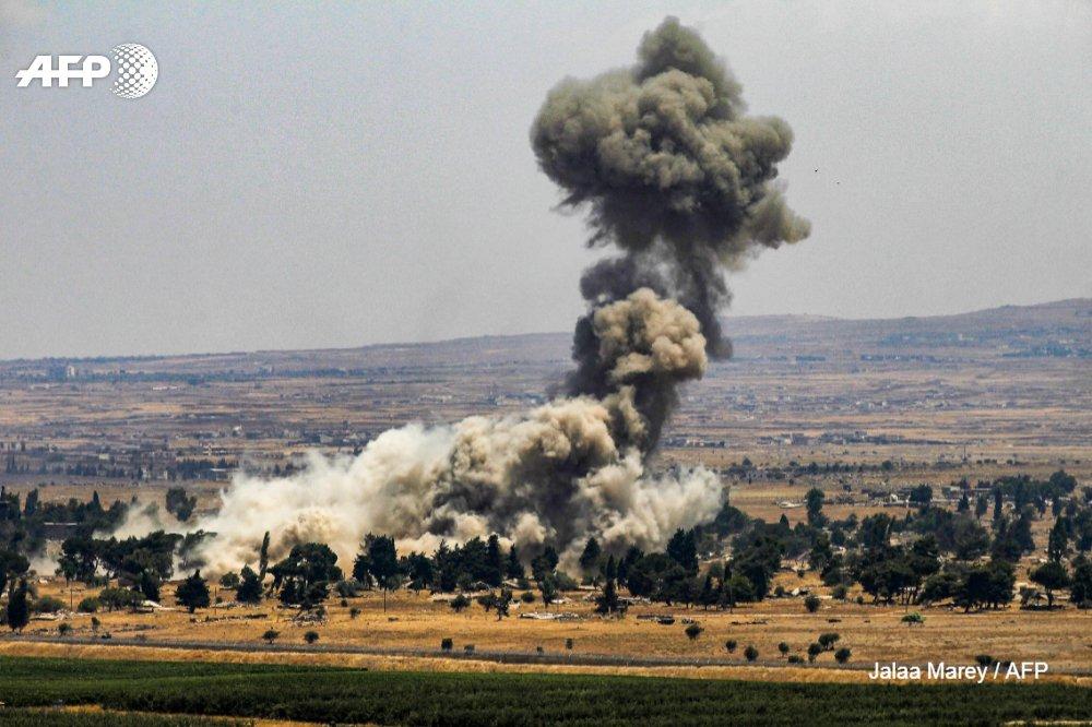 Що там у Сирії – хроніка подій за 22 липня