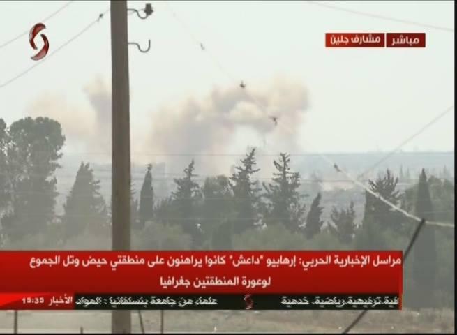 Що там у Сирії – хроніка подій за 23 липня