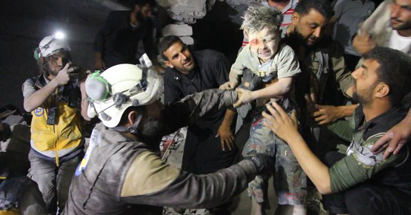 Що там у Сирії – хроніка подій за 10-11 серпня