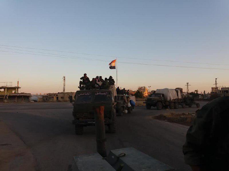Що там у Сирії – хроніка подій за 17 серпня