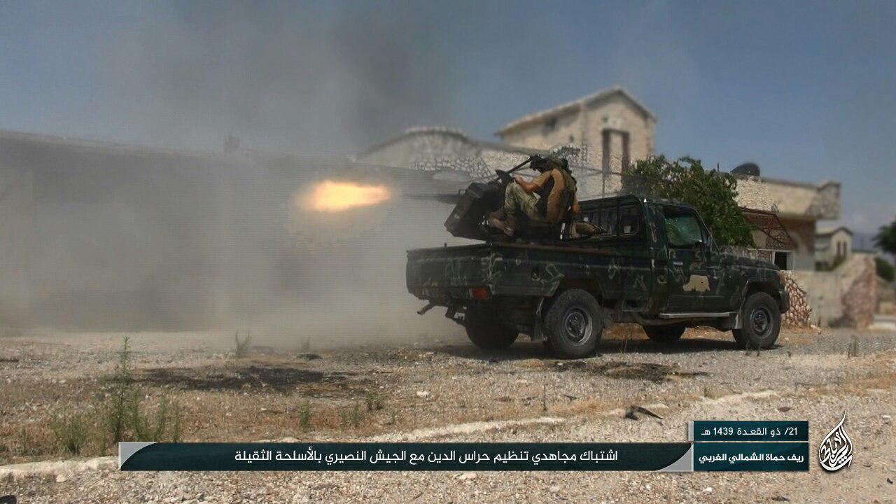 Що там у Сирії – хроніка подій за 5-6 серпня