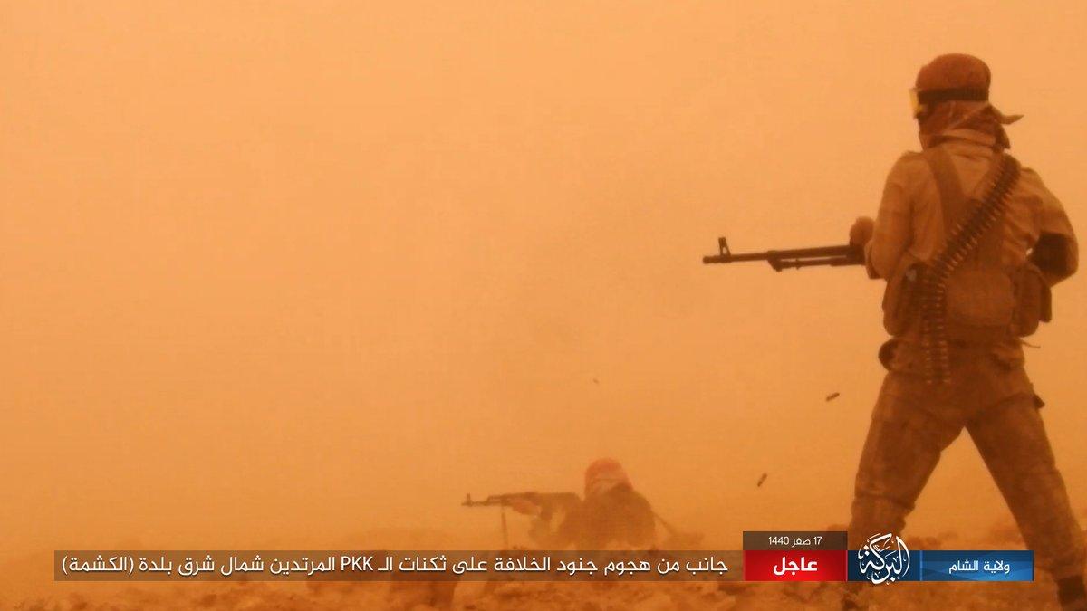 Що там в Сирії – хроніка подій за 25-26 жовтня