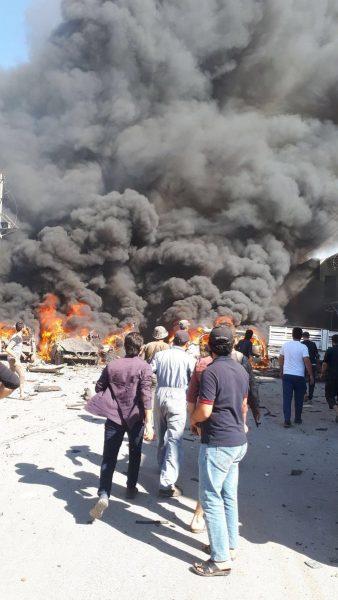 Що там в Сирії – хроніка подій за 5-6 жовтня