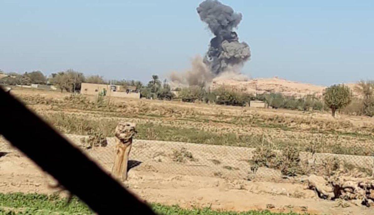 Що там в Сирії – хроніка подій за 1-2 листопада