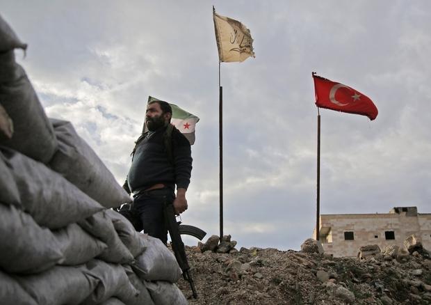 Що там в Сирії – хроніка подій за 17-18 січня