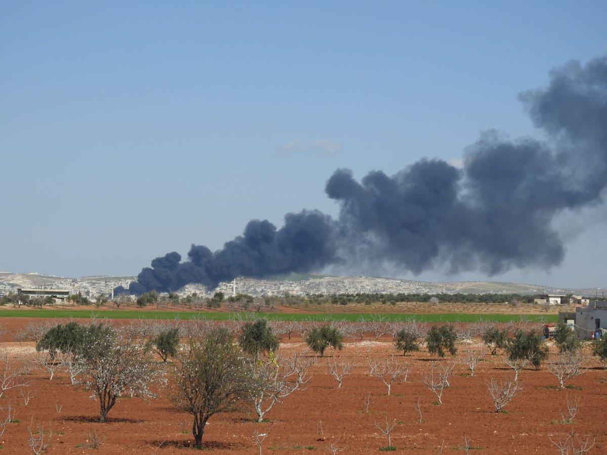 Що там в Сирії – хроніка подій за 19-20 лютого