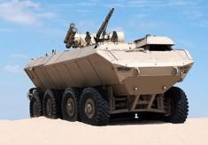 WAHASH – новий арабський БТР з українським бойовим модулем
