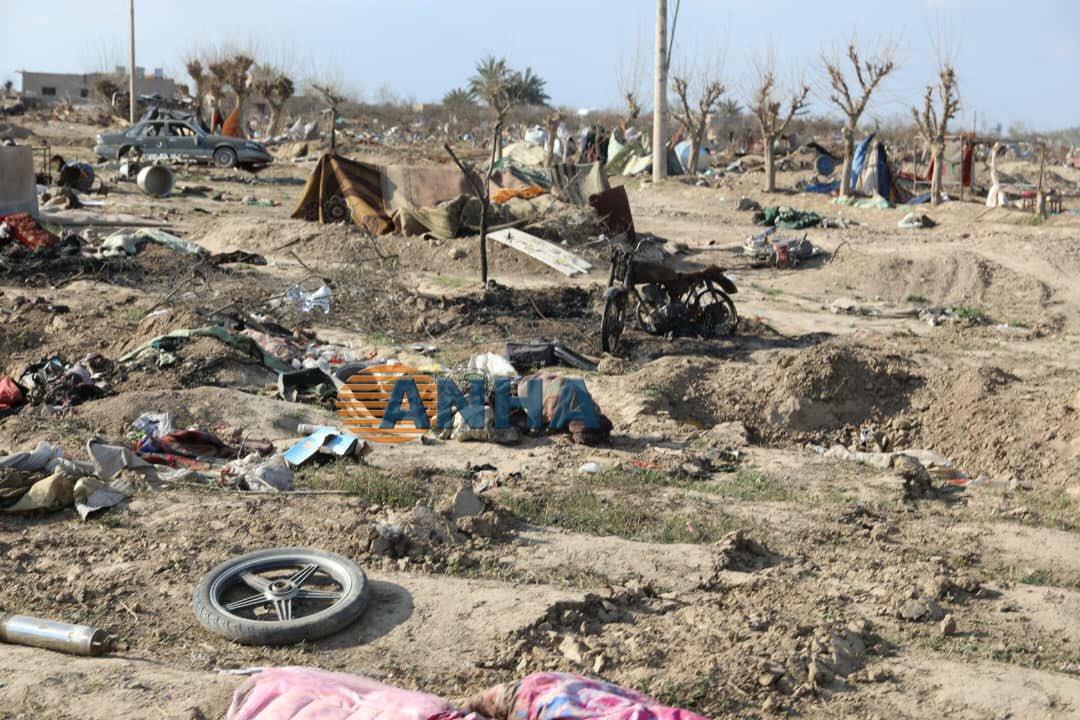 Що там в Сирії – хроніка подій за 19-20 березня