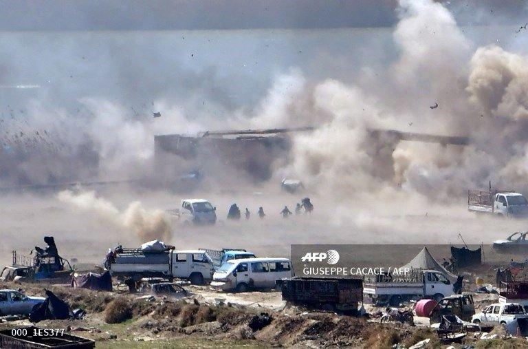 Що там в Сирії – хроніка подій за 17-18 березня