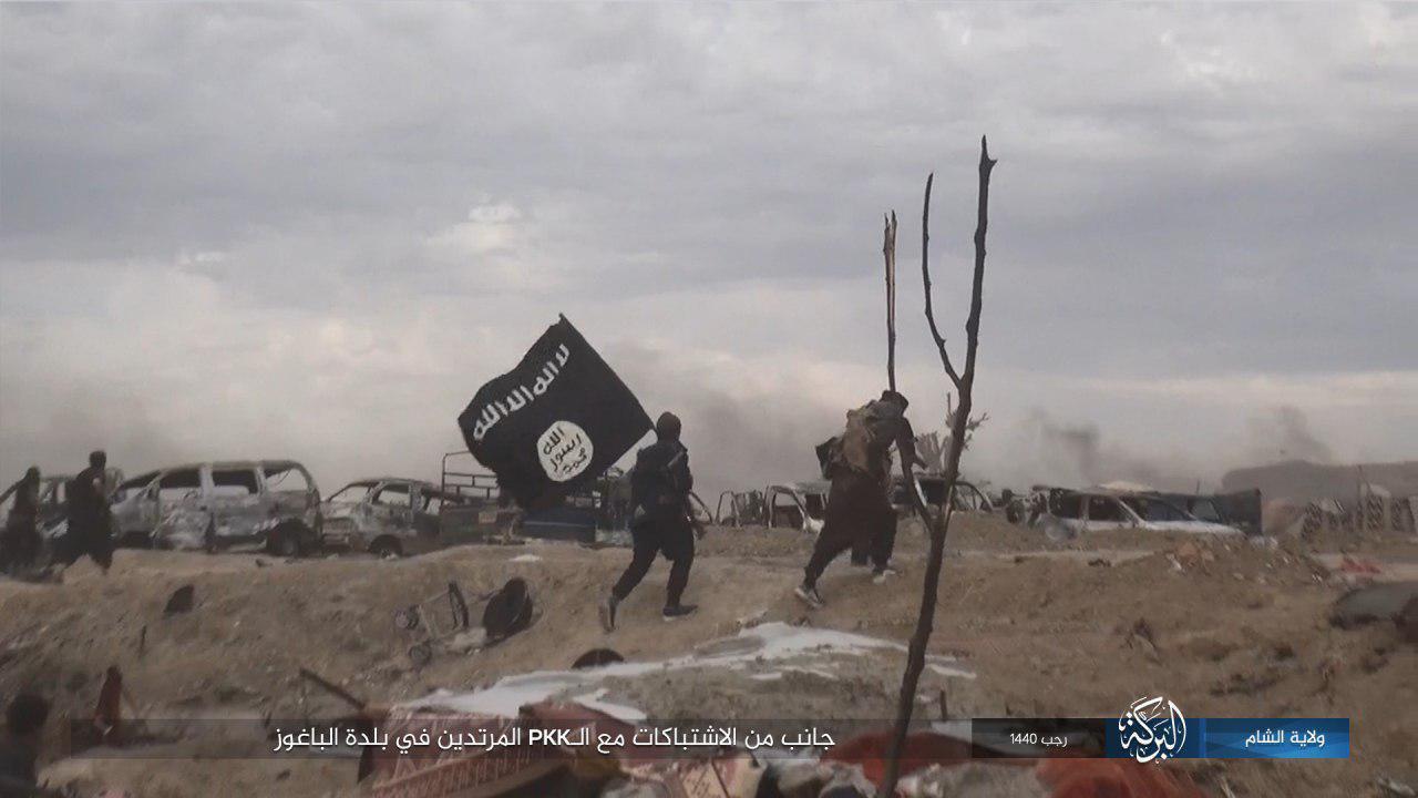 Що там в Сирії – хроніка подій за 15-16 березня