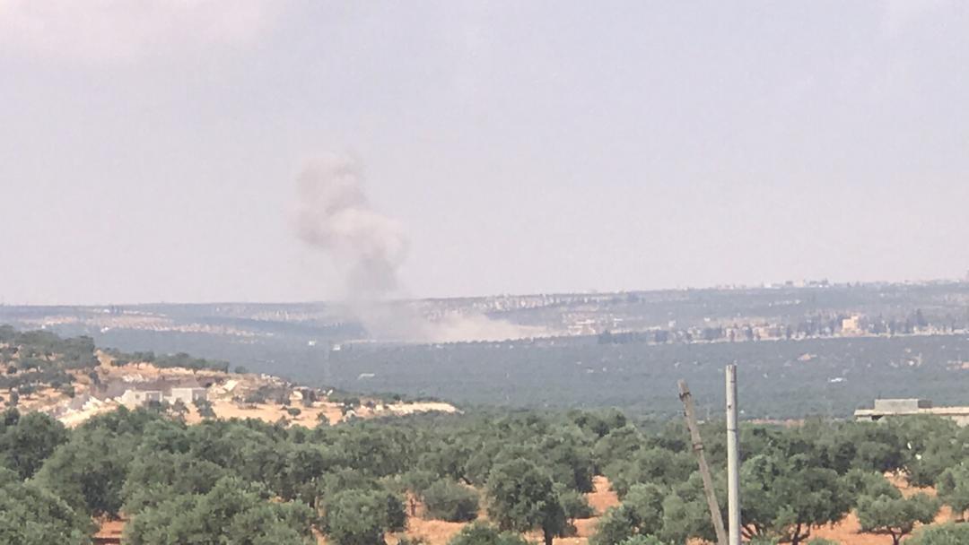 Нетривале затишшя в Сирії – хроніка подій за 19-21 червня