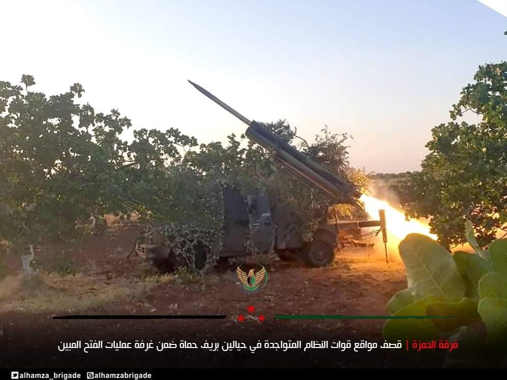 Перемога сил опозиції в Сирії – хроніка подій за 12 червня