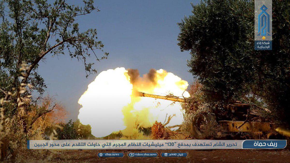 Повстанці відбили чергову атаку асадитів в Сирії – хроніка подій за 14-15 червня