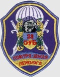 Шеврон 28 окремого навчального батальйону аеромобільних військ