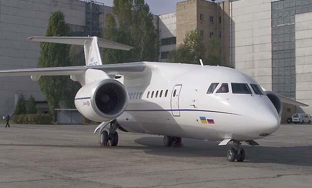 ДП «Антонов» планує сертифікувати сімейство нових регіональних літаків Ан-148/158/168 у ЄС