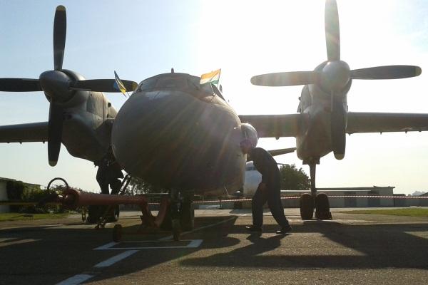 Україна передасть Індії третю партію модернізованих літаків Ан-32
